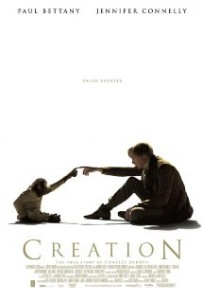 "Movie Poster for ""Creation"""
