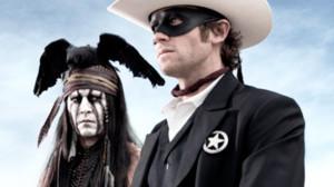 Johnny Depp plays Tonto.