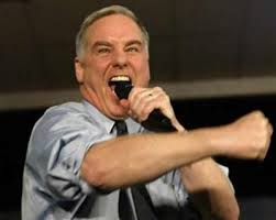 Screaming Howard Dean