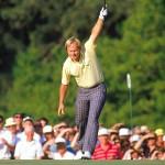Jack Nicklaus 1986 Masters